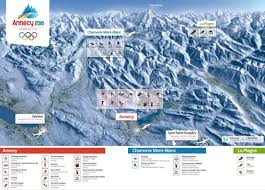 Annecy France Map by Annecy 2018 Olympic U0026amp Paralympic Games Blog Ski Independence