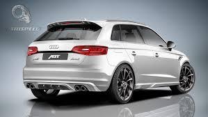 audi a3 mods abt sportsline mods up the audi a3 sedan and a3 sportback 2013