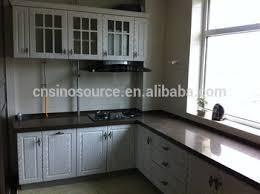 kitchen furniture price china modular kitchen furniture pvc cabinet door price buy