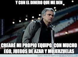 Mourinho Meme - mourinho es despedido del chelsea memes de burlan sin piedad del