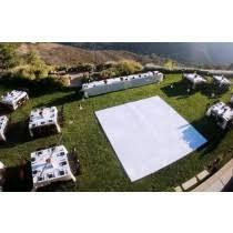 outdoor floor rental floor rentals portable wedding flooring miami broward
