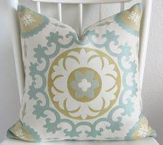 light blue accent pillows juliette silver blue 24 inch down filled decorative pillow bed