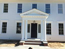 colonial house with farmers porch 1890 colonial revival u2013 bayport ny old house dreams