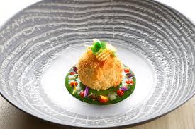 cuisine gastronomique le concept zdank restaurant gastronomique grenoble