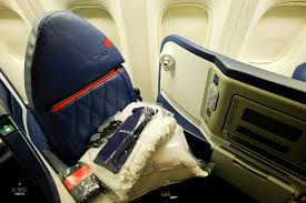 Delta 777 Economy Comfort Delta One Business Class Onboard The 777 From Los Angeles To