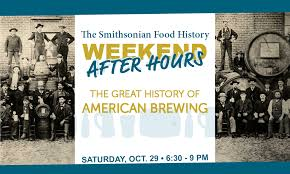 The Great Food Exposition River by American History After Hours National Museum Of American History