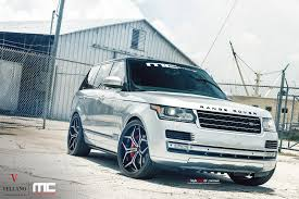 range rover rims 2017 2013 range rover hse on vellano wheels vcx concave vellano