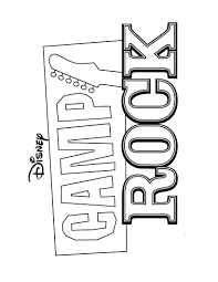 camp rock free printable coloring pages sheets u2013 jonas brothers