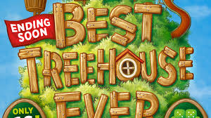 best treehouse ever by scott almes and green couch games by jason