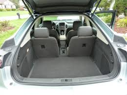 Toyota Prius Interior Dimensions Vwvortex Com Cargo Luggage Volume When Standardized Isn U0027t