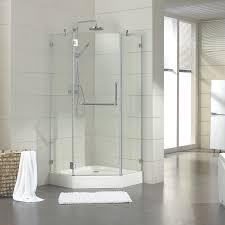 leaking shower door neo angle shower leaks u2014 the homy design