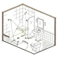 and bathroom layouts small shower dimensions best bathroom floor plans images on