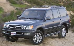 2003 lexus truck used 2005 lexus lx 470 for sale pricing features edmunds