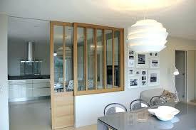 separation verriere cuisine meuble separation cuisine salon sacparation cuisine sacjour