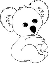 koala coloring pages getcoloringpages