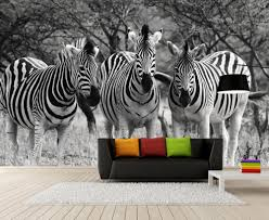compare prices on zebra wall paper online shopping buy low price retro nostalgic black and white nonwoven 3d photo wallpaper zebra background wall papers home decor living