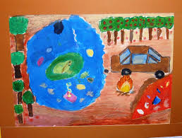 kids paintings wishful thinking works create the life you