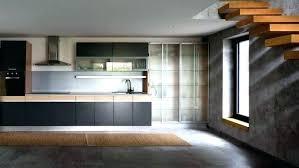 cuisine bois beton beton sur carrelage cuisine drawandpaint co