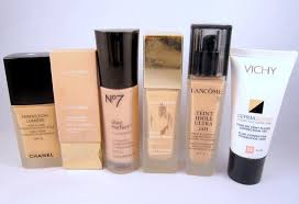 top foundations for oily skin 1000 ideas about full coverage