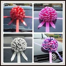 large gift bow car bow large gift bow with superfast dispatch ebay