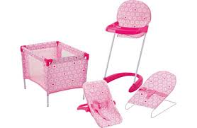 Baby Doll High Chair Set Chad Valley Doll Shop For Cheap Products And Save Online
