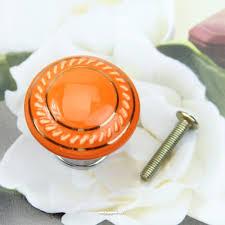 Bedroom Knobs And Pulls For Furniture 35mm Ceramic Cabinet Porcelain Knobs And Handles Kitchen Dresser