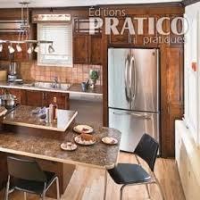comptoir de la cuisine comptoirs en stratifié dans la cuisine cuisine avant après