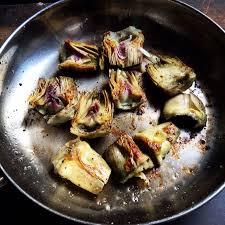 cuisiner les artichauts violets les 25 meilleures idées de la catégorie recette artichaut poivrade