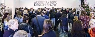architectural digest home design show new york usa teresa