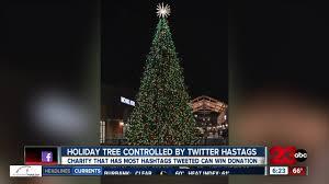 the outlets at tejon u0027twitter u0027 tree lighting november 10