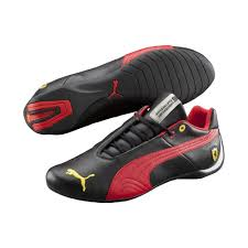 future ferrari puma future cat leather scuderia ferrari 10 year anniversary