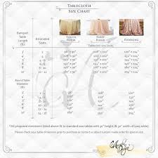 table runner size guide size guide arcadia designs