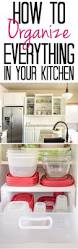 Kitchen Organization Hacks by 55 Best Healthy Kitchen Organization Images On Pinterest Kitchen