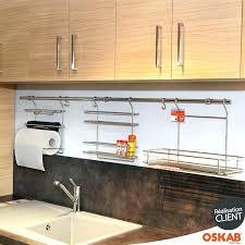 id de cr ence pour cuisine barre ustensiles cuisine support ustensiles cuisine supacrieur barre