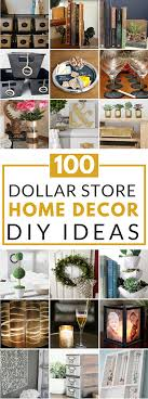 Store Home Decor 100 Dollar Store Diy Home Decor Ideas Prudent Pincher
