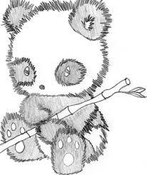 drawing of a panda bear tags drawings of a panda easy fox face