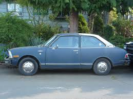 curbside classic 1971 toyota corolla