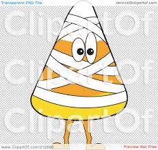 halloween candy background royalty free rf clipart illustration of a halloween candy corn