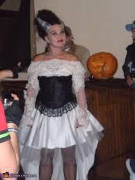 Frankenstein Halloween Costumes Bride Frankenstein Halloween Costume Photo 4 5