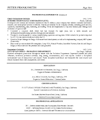 Monster Com Resume Samples by Resume Sample 7 Vice President Resume Career Resumes