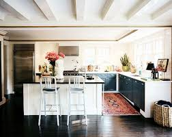 Persian Rug Decor Trend Alert Persian Rugs In The Kitchen Mydomaine