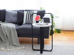 kaziu a portable side table from ligne roset design milk