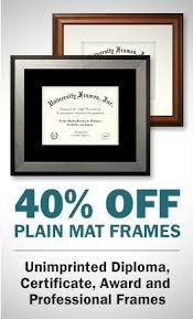 ucf diploma frame frames