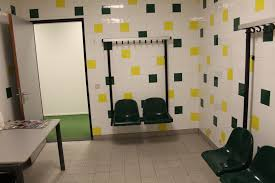 in the referees dressing room ado den haag dutch referee blog