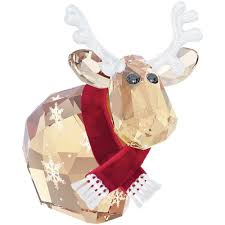 16 swarovski ornaments well done stuff