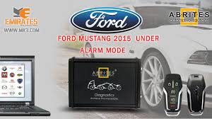 how to program ford mustang key mk3 com programming ford mustang 2015 via abrites alarm
