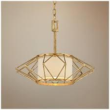sausalito 25 wide silver gold pendant light calliope 17 3 4 wide rustic gold leaf pendant light leaf pendant