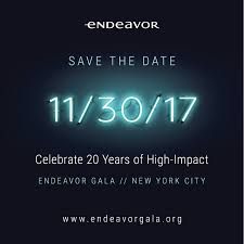 save the date emails save the date 2017 endeavor gala endeavor