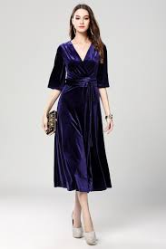 semi formal dress royal blue velvet cocktail semi formal dresses