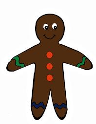gingerbread man writing paper scissor cutting gingerbread man therapy fun zone here